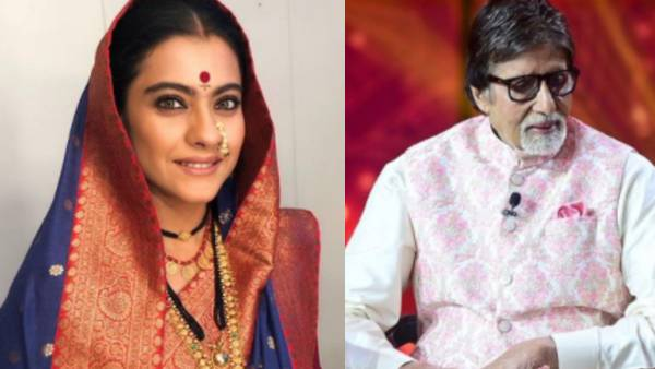 ALSO READ: Gudi Padwa 2021: Amitabh Bachchan, Kajol And Other Celebs Pour In Their Wishes