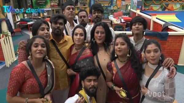 Bigg Boss Kannada 8 April 14 Highlights: Housemates Celebrate Ugadi Festival Inside The BB House