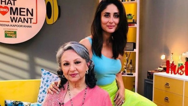 Kareena Kapoor Gushes Over Mom-In-Law Sharmila Tagore; Says 'She Has Always Made Me Feel A Part Of Family'
