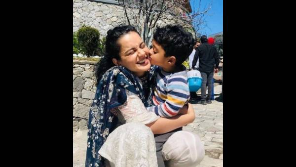 Kangana Ranaut Is Glad Her Nephew Prithvi Is Learning Harvesting, See Post