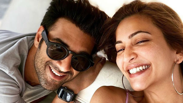 Kriti Kharbanda Learns To Play Guitar From Pulkit Samrat