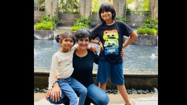Mandira Bedi On Shaming Trolls Who Attack Her Kids