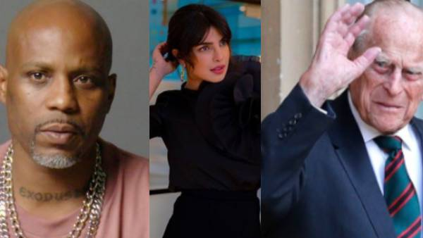 Priyanka Chopra Pays Her Tribute To British Royal Prince Philip And Rapper DMX