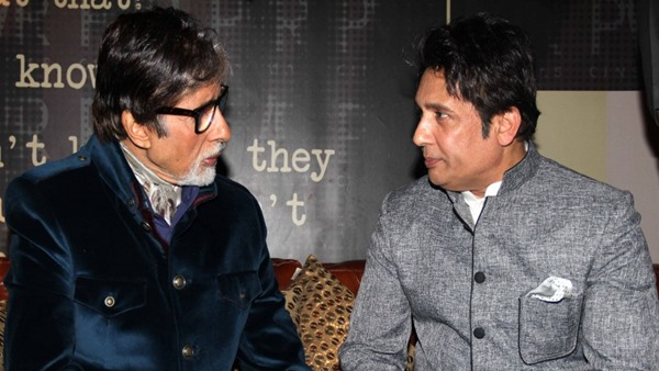 Shekhar Suman On Getting Angry On Being Compared To Amitabh Bachchan Initially: I Was Stupid