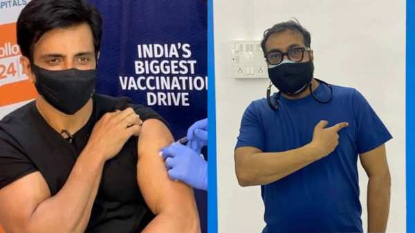 <strong>ALSO READ: </strong>Sonu Sood, Anurag Kashyap & Anubhav Sinha Receive First Dose Of COVID-19 Vaccine