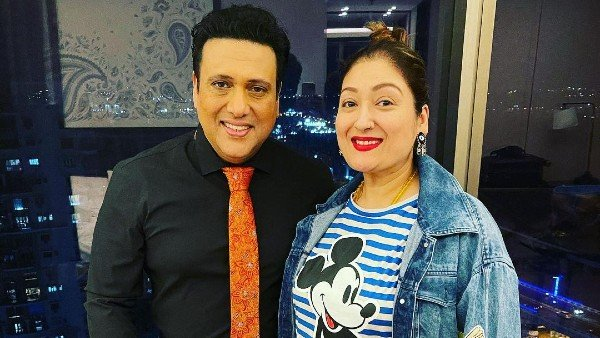 Sunita Ahuja Admits Husband Govinda Is Short-Tempered; 'He Is Very Difficult To Manage'