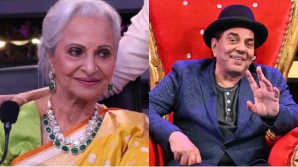 Dance Deewane 3: Dharmendra Reveals Having Crush On Waheeda Rehman After Watching 'Chaudhvin Ka Chand'