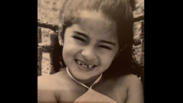 Actress Shares A Childhood Pic, Can You Guess Who She Is?