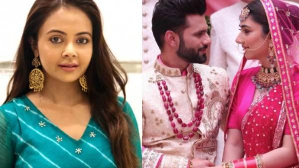 Devoleena Wants Rahul-Disha To Have Lockdown Wedding