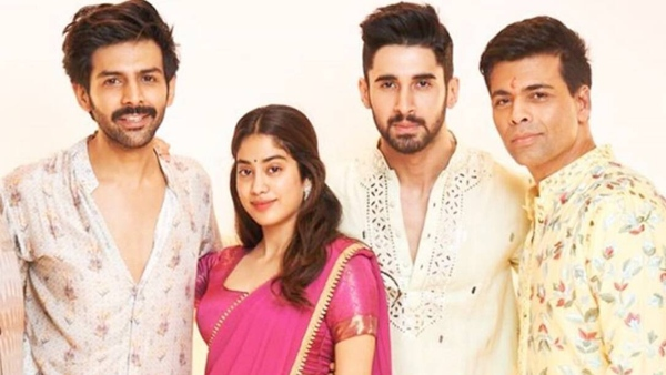 Dharma Productions Confirms Kartik's Exit From Dostana 2