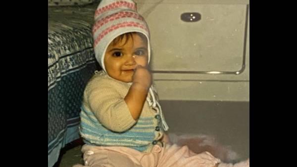 Deepika Padukone Shares Her Adorable Childhood Picture