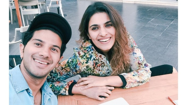 Dulquer Salmaan Wishes Sister Surumi On Her Birthday