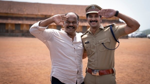Dulquer Salmaan Wraps Up Salute; Pens Heartfelt Note!