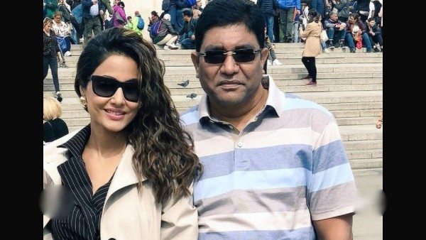 Hina Khan's Father Demise: Celebs Offer Condolences; Vikas Slams Paps For Hounding Grieving Hina At Airport