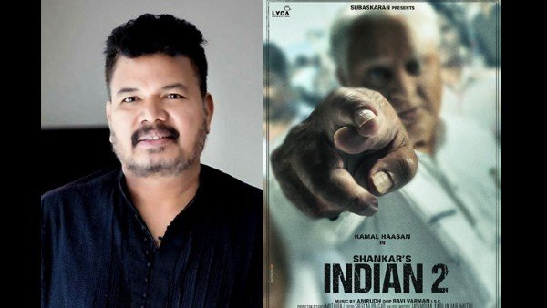 Makers Of Indian 2 Moves Hyderabad Court Against Shankar?