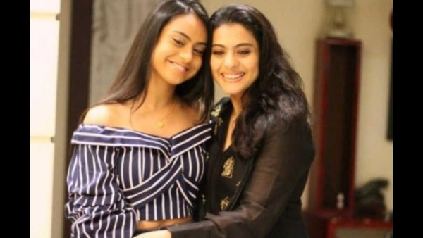 Kajol Gets Emotional On Daughter Nysa's Birthday; Advises Her Not To Tone Down Her Shine For Anyone