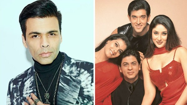 When Karan Reacted To Alleged Tiff Between SRK & Hrithik