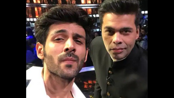Karan Johar Unfollowed Kartik Aaryan After Ousting The Latter From Dostana 2?