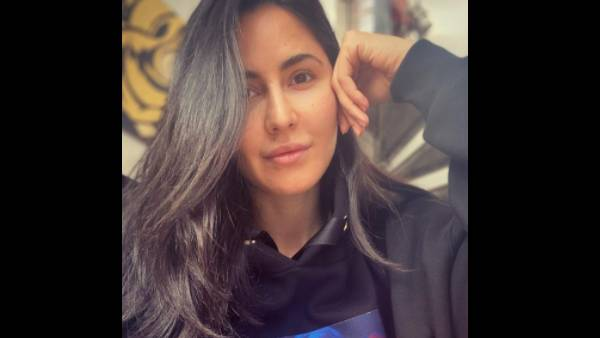 Katrina Kaif Shares A Happy Selfie While Recovering From COVID-19, See Pic