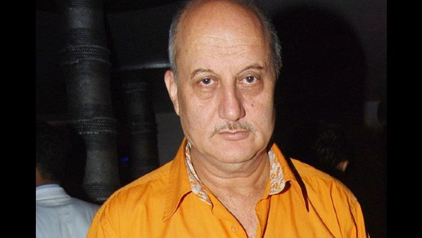 Anupam Kher Recalls Sleeping On Railway Platform