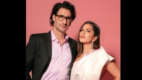 Sunny Leone Gets A Sparkling Anniversary Gift From Hubby