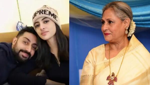 Abhishek Bachchan And Navya Naveli Shower Birthday Girl Jaya Bachchan With Love; Share Her Throwback Photos