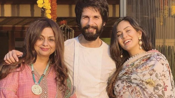 Neelima Azeem On Shahid's Wife Mira Rajput: She Is Somebody Who Doesn't Try To Get Attention
