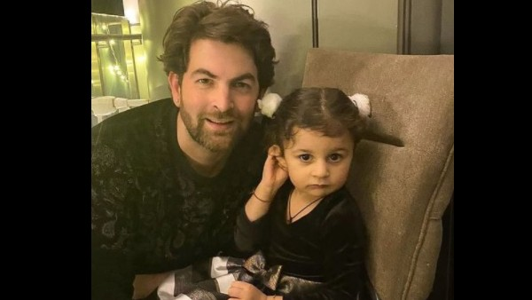 Neil Nitin Mukesh On His Family And Him Testing COVID-19 Positive: Luckily My Daughter Isn't In Any Discomfort