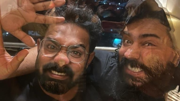 Nivin Pauly And Asif Ali Set Major Bromance Goals With New Pictures!