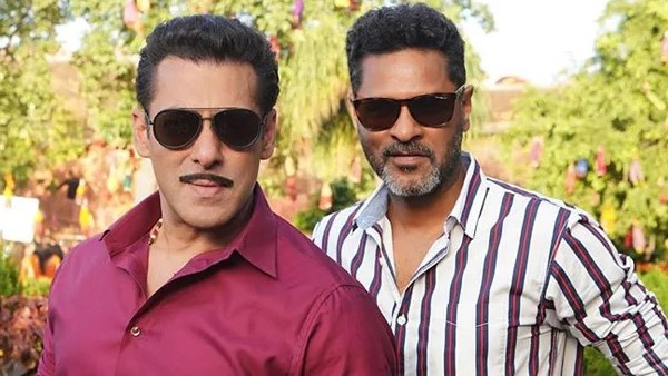 Radhe Director Prabhu Deva Has This To Say About Salman Khan