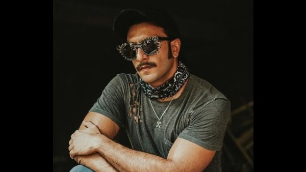 Ranveer Singh On How He Kept Chasing His Dreams