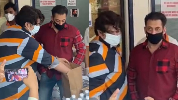ALSO READ: Salman Khan Distributes 5000 Food Packets To Frontline COVID-19 Warriors