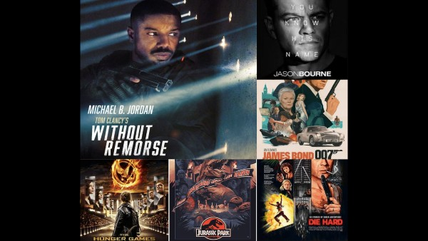 Here's Why Action Films Based On Books Are A Good Choice!