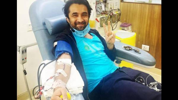 Shraddha Kapoor Shares Pic Of Brother Siddhant Kapoor Donating Plasma, Urges Fans To Do The Same