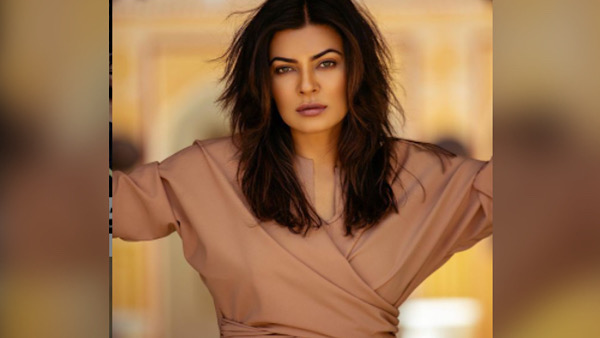 Sushmita Sen Has This Reply To Twitter User Who Questioned Her For Not Sending Oxygen Cylinders To Mumbai