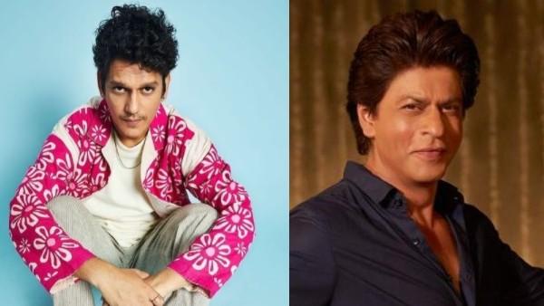 Vijay Varma Calls Shah Rukh Khan A National Darling; Says 'He Has So Much Originality And Warmth'
