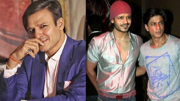 Vivek Oberoi Opens Up About Comparisons With SRK