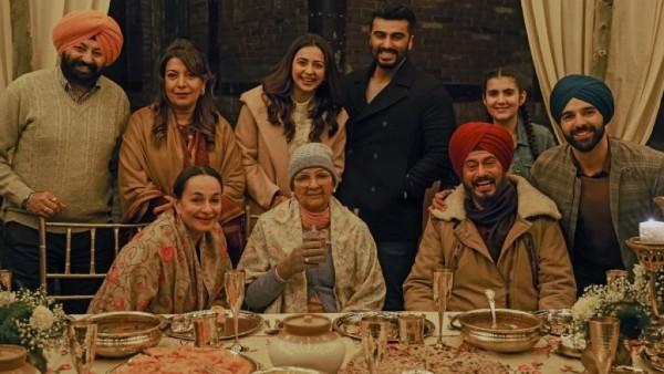 Sardar Ka Grandson Movie Review