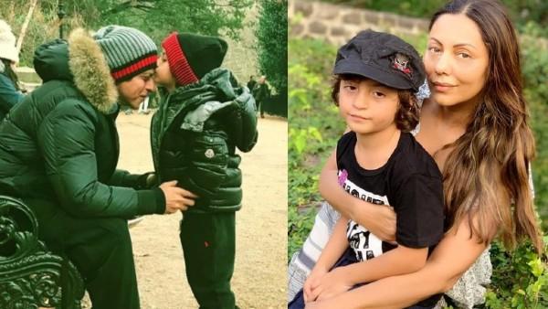 Happy Birthday AbRam Khan: 5 Cute Photos Of Shah Rukh Khan-Gauri Khan's Son Which Will Melt Your Heart!