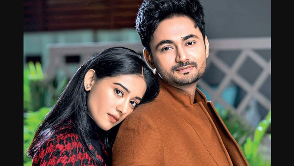 Amrita Rao Reacts To Keeping Son Veer Away From Paparazzi