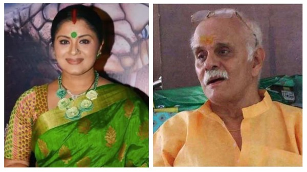 Sudha Chandran's Father And Veteran Actor KD Chandran Passes Away Due To Cardiac Arrest