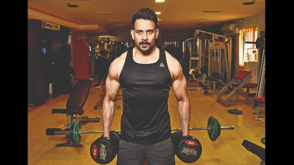 Also Read: Bharath's Innovative Workout With His Tiny Tots Will Make Your Day!