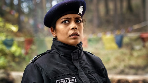 Shahana Goswami Thrilled to Play Cop In The Last Hour