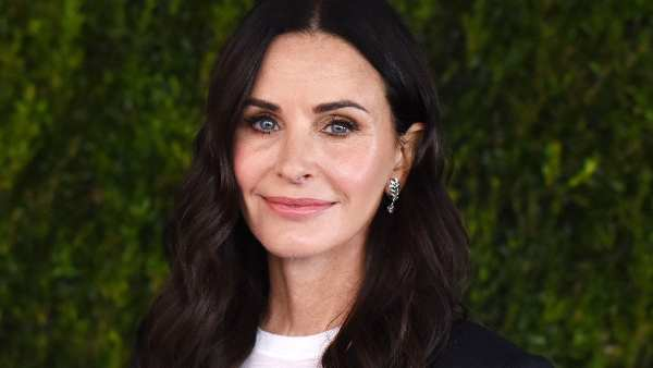 Courteney Cox Opens Up About Filming For Friends Reunion