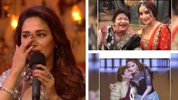 Dance Deewane 3: Madhuri Gets Emotional As She Talks About Saroj Khan; Reveals She Had Scolded Her For Crying