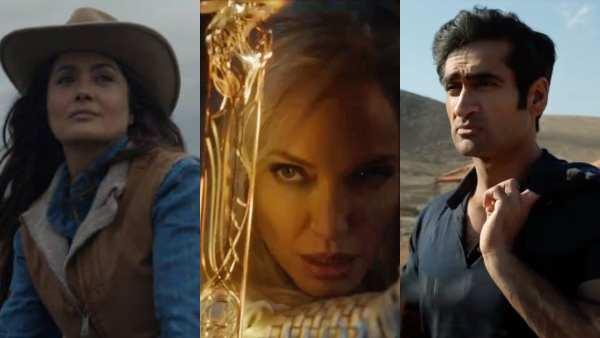 <strong>ALSO READ: </strong>Marvel Reveals First Look Of Chloe Zhao's Eternals; Angelina Jolie, Kumail Nanjiani, Salma Hayek Look Timeless