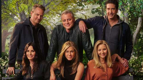 Friends: The Reunion Trailer Asks The Biggest Question: Were Ross And Rachel On A Break?