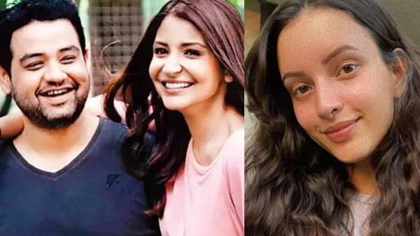 Is Anushka Sharma's Brother Karnesh Sharma Dating Bulbbul Actress Tripti Dimri?