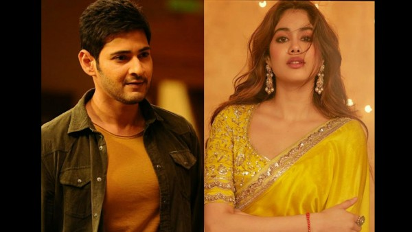 Janhvi Kapoor To Star Opposite Mahesh Babu In SSMB 28?