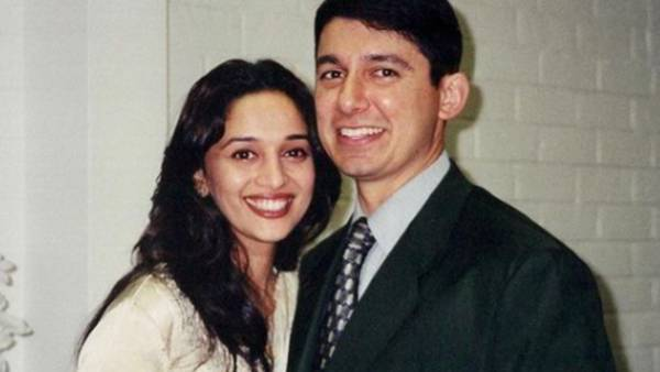Madhuri Dixit Gets A Lovely Birthday Wish From Her Husband